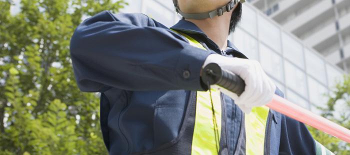 雑踏、交通誘導警備業務